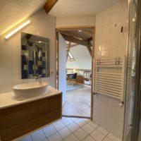 Atelier aan Zee bathroom