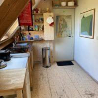 Atelier aan Zee kitchen area