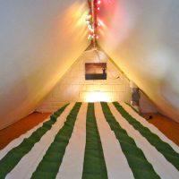 Atelier aan Zee attic